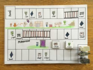 Cuddle Fairy: Make your own boardgame