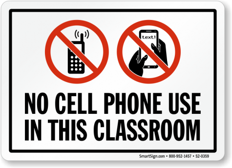 School Ban Phones?
